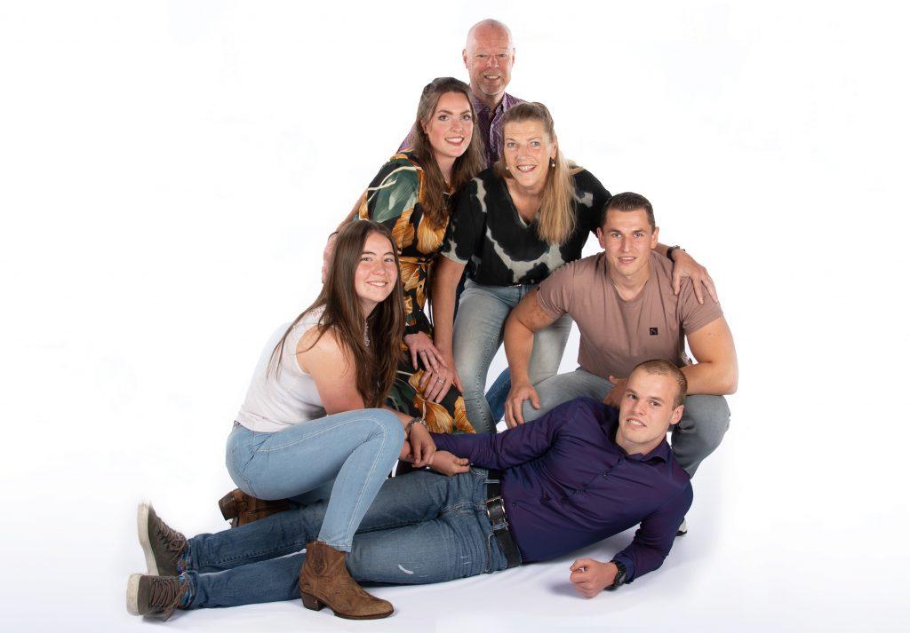 familie en groepsfotografie Fotostudio Heemskerk
