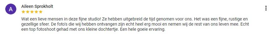 Fotostudio Heemskerk Reviews Google
